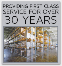 First Class Service for over 30 Years